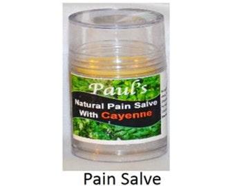Paul's All Natural Pain Salve