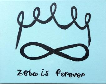 Zeta is Forever