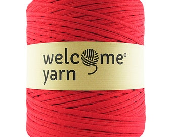 Red T-shirt Yarn