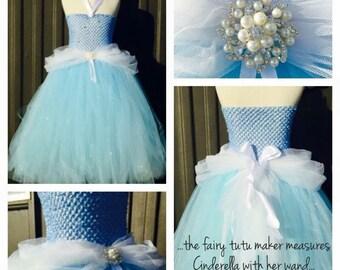 Cinderella (inspired) Tutu