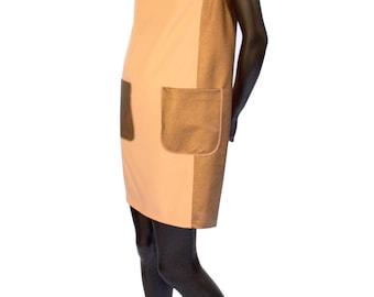 Sheath Dress (with pockets) - 16-005