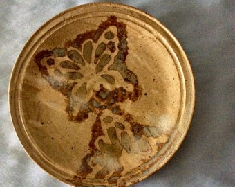 Butterfly small side plate