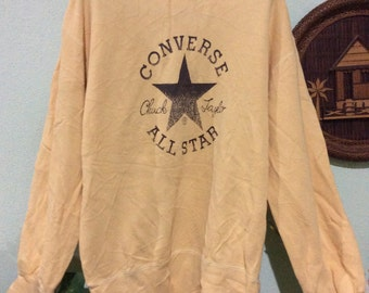 Converse chuck and taylor sweatshirt