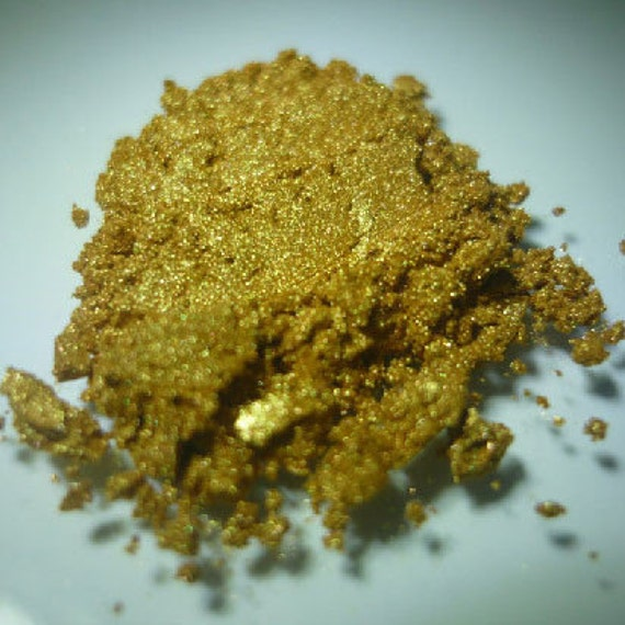 Gold Metallic Pigments - Aztec Gold