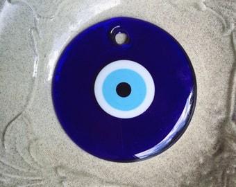 Evil eye bead - 15 cm - evil eye wall hanging - evil eye decor - nazar boncuk - turkish evil eye - evil eye charm - large evil eye bead