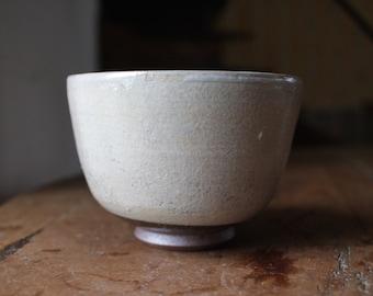 Bowl  //  white slip  //  ceramic  //  stoneware