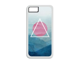 Mount Triangle iPhone Case