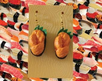 Uni (Sea Urchin) Sushi Earrings