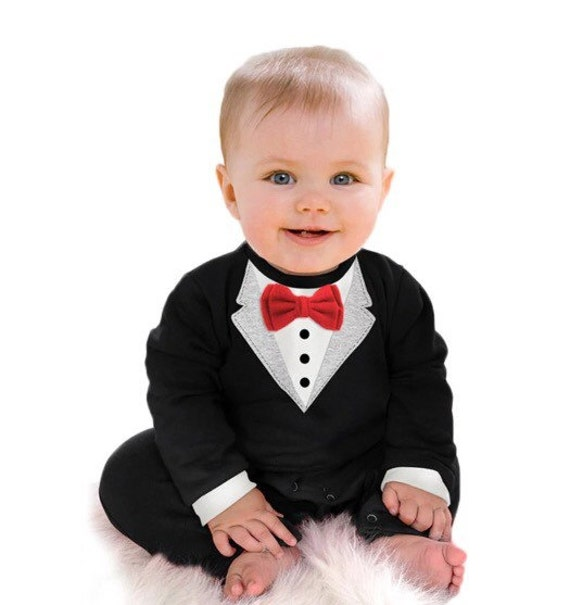 Find great deals on eBay for baby tuxedo bodysuit. Shop with confidence.