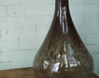 Murano Glass Long Stem Vase