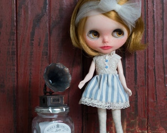 Blythe doll dress handmade