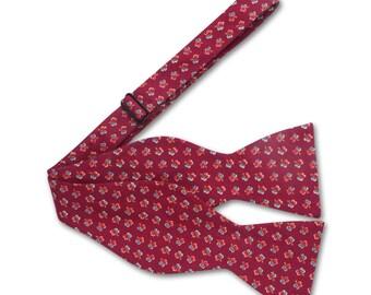Vintage Design Bow tie. Mens Bow tie.