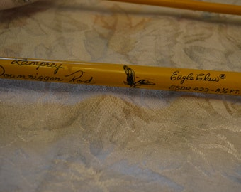 "Vintage Eagle Claw Lamprey ""Downrigger Rod"" - ESDR 423 8'6"" Rod by Wright & McGill Co."