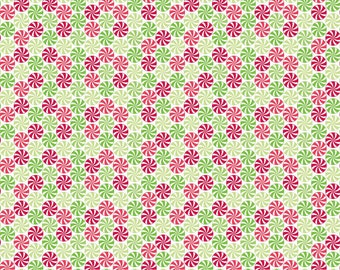 Riley Blake Designs Christmas Home for the Holidays Cotton Fabric - By the Yard