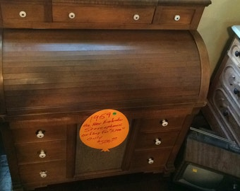 1959 New Englander stereophonic record player am fm radio