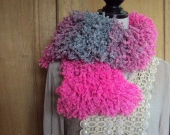 scarf french cancan