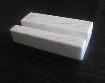 Marble Business Card Holder