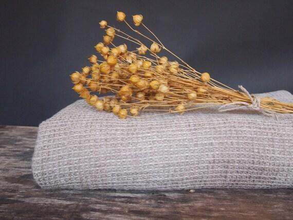 leinen handtuch eco handtuch nat rlichen leinen handtuch. Black Bedroom Furniture Sets. Home Design Ideas
