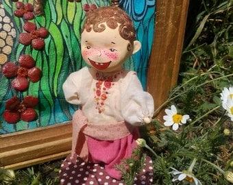 Alyosha art doll