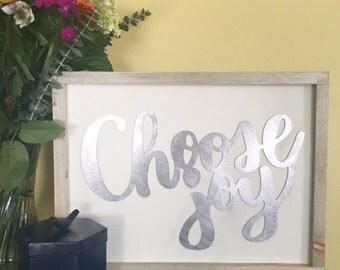 Choose joy with Pocket Frame