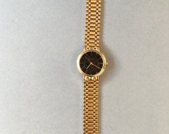 Vintage Excel Gold Watch