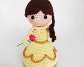 Belle crochet pdf pattern...