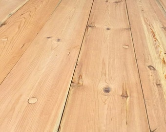 Reclaimed Victorian Floor Boards