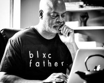 Black Father Tee