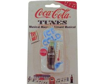 Coca-Cola Tunes Musical Magnet