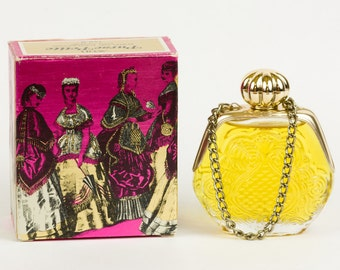 "Avon ""Purse Petite"" with Bird of Paraside Cologne"