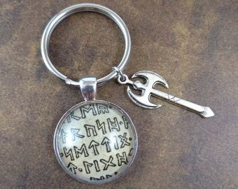 Dwarven Keychain - Lord of the Rings