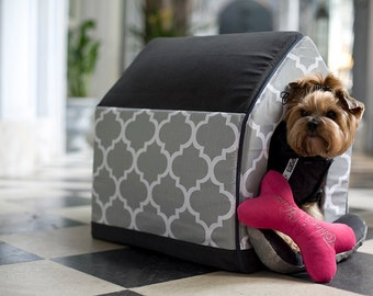 Lisbon Kennel - luxury dog and cat bed