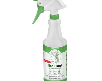 The Hoot Natural Peppermint All-Purpose Cleaner