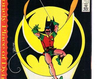 Batman #442 (1989) NM- 9.2  1st Tim Drake as Robin
