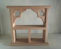 Knickknack Display Shelf