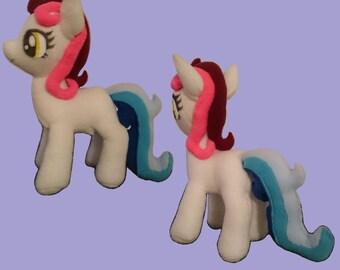 Filly Pony Plush