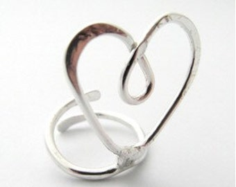 Little Love Silver Ring