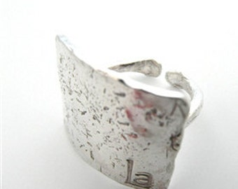 Rachael Silver Ring