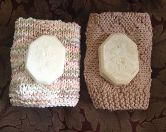 Dishcloth and soap gift set