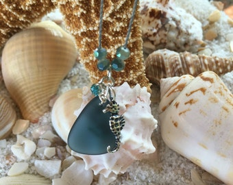 Seaglass Sparkle Necklace