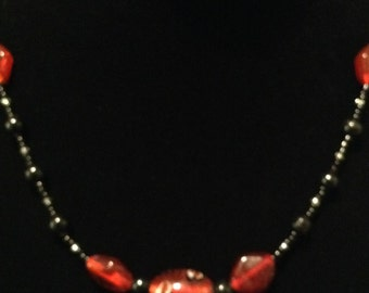 NS1 Necklace, bracelet, and earrings