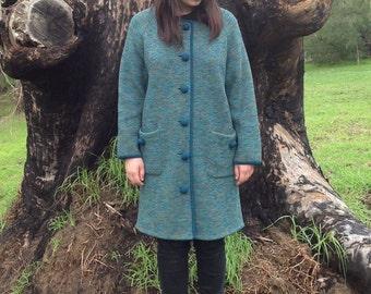 Vintage Sigrid wool coat
