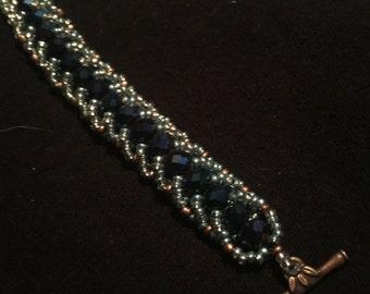 Midnight Sparkle bracelet