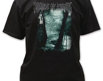 Cradle Of Filth Dusk Is Unveiled T-shirt - COF01(Black)