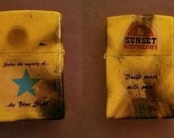 Fallout Inspired Lighters (Sunset Sarsaparilla)