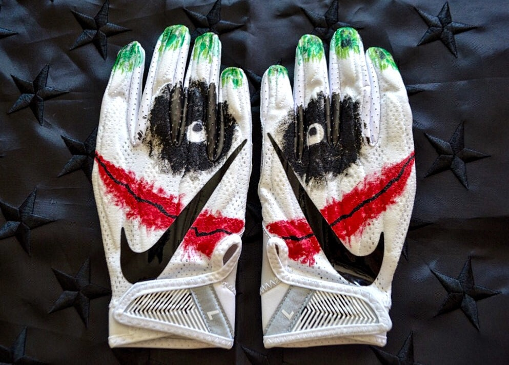 guantes nike futbol americano