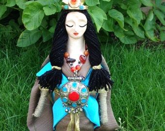 SOLD Goddess Inanna