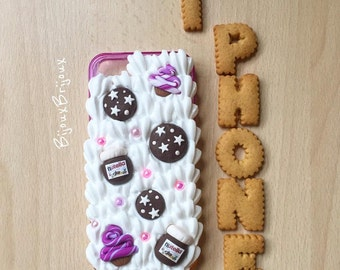 Cover smartphone SweetCupcake and PandiStelle