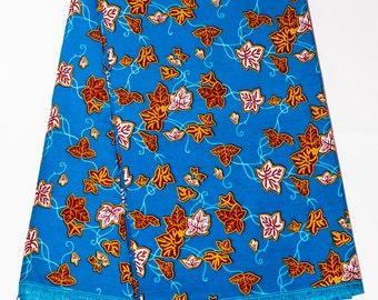 Authentic Ankara (African Wax) Fabric 004