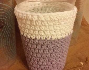 Smoothie cup cozy